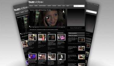 Le site Vidéo Viral BuzzVideo.eu